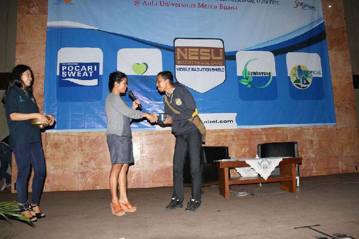 NESU SMART PHONE CARD INDONESIA
